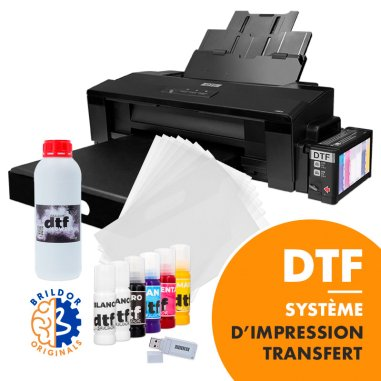 Imprimante DTF A3 - Kit d'impression transfert