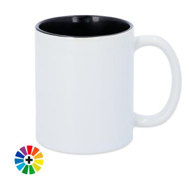 Mug sublimable - Intérieur de couleur