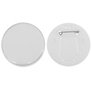 Badges par insertion d'image sans machine - Épingle et à poser - Ø 56 mm