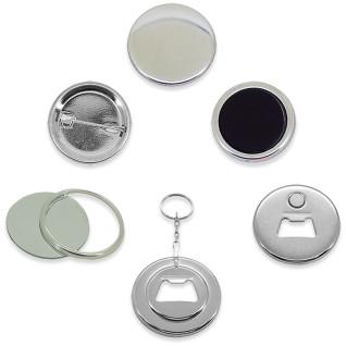 Badges ronds - Ø 58 mm