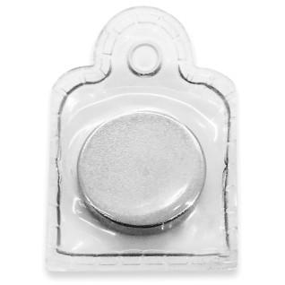 Aimant pour badges - Sac de 10 unités