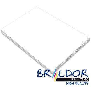 Papier sublimation en feuilles - Brildor - Qualité supérieure