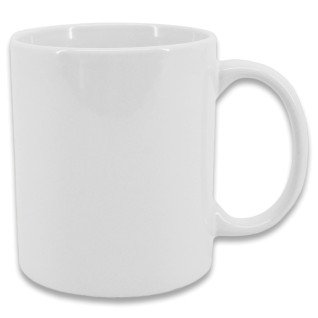 Mug sublimable - Blanc