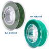 Filaments flexibles TPU aromatisés pour imprimante 3D - Cannabis et Pomme acide