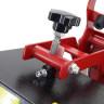 Presse multifonction 2 en 1 - Brildor - Casquettes et plateau plat - 15x20cm - Régulateur de pression