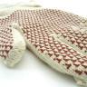 Gant de protection - Coton - Détails avant