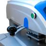 Presse à chaud automatique à ouverture latérale et tiroir coulissant - Brildor XH-B2N de 40x50cm - Poignée ergonomique