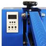 Presses à chaud - Brildor Economic - Manuelle - Commande numérique de température et de temps