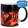 Mug magique pour sublimation - Exemple personnalisé