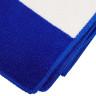 Serviettes de plage pour sublimation en microfibre - Détails tissu