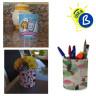 Pot en céramique pour sublimation - Exemple de personnalisation et usage