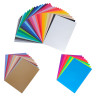 Flex thermocollant Poli-Flex® Turbo de Poli-Tape - 50 couleurs variées - Feuilles de flex