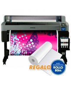 """Impresora de sublimación Epson SC-F6300 HDK - 44"""" y extensiones de garantía"""