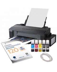 Pack Sublimación Impresora Epson ET-14000 A3