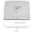 Accessoire de coupe d'emporte-pièce professionnel pour badges - Triangulaire - 40 x 40 x 40 mm