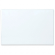 Azulejo blanco rectangular 298 x 198 mm