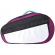Sublimation Padel Racket Bag - Purple/Turquoise