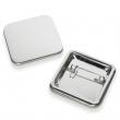 Pin Badges - Square - 37x37mm - Bag of 10 units