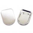 Pin Badges - Shield - 50x70mm - Bag of 10 units