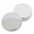 Badges double miroir - Ø 75 mm - Sac de 10 unités