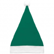 Sublimation Santa Hat - Green - Pack of 10 units