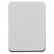 Fridge Magnet - Textured MDF - Rectangular - White