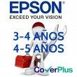 Servicio de ampliación de garantía Epson SC-F6300 de 3 a 4 años o de 4 a 5 años