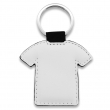 Key Ring - Faux Leather - T-shirt