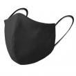Masque de protection pour femmes - 3D - Noir