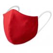 Masque de protection pour femmes - 3D - Rouge