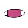 Masque de protection pour sublimation - Double épaisseur - Enfant - Rose fluo