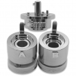 Round Mould for badge making machines - Ø25mm