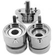 Round Mould for badge making machines - Ø32mm