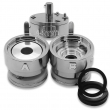 Round Mould for badge making machines - Ø44mm