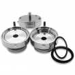Round Mould for badge making machines - Ø75mm