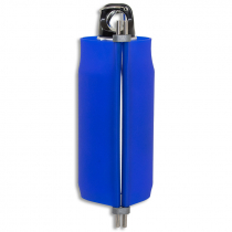 Sublimation Wrap for 400ml aluminium water bottles - Silicone
