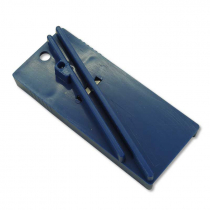 Afilador de espátulas de plástico para vinilo