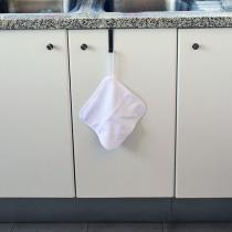 Agarrador de cocina de 22 x 22 cm