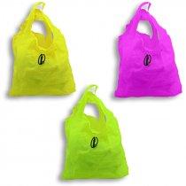 Bolsas de compra plegable multiusos de colores