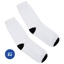 Calcetines para sublimación de media caña