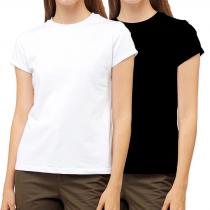 Camiseta de mujer K22 100% algodón 145g