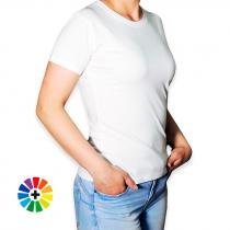 Camiseta K2 de chica 165g 100% algodón