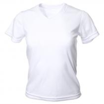 Camiseta de mujer para sublimación de 190g tacto algodón