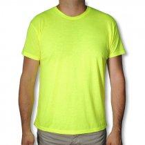 Camiseta K1 Fluor 165g 100% Poliéster