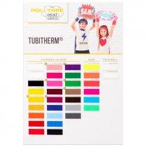 Carta de colores para vinilos Tubitherm® - Edición 2021