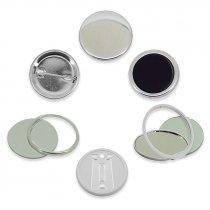 Badges ronds - Ø 75 mm