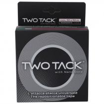 Cinta de doble cara reposicionable y multisuperficies Two Tack