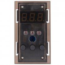Controlador de tiempo y temperatura para planchas Brildor Economic