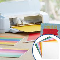 Cricut Smart Sticker Cardstock - Cartulinas adhesivas