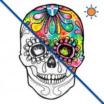Diseño Transfer Sugar Skull -